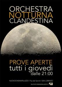 Orchestra Notturna Clandestina @ Roma | Lazio | Italia