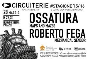 CIRCUITERIE Step #7 @ Nuovo Cinema Palazzo | Roma | Lazio | Italia