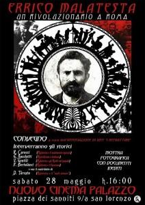 Errico Malatesta: un rivoluzionario a Roma @ Nuovo Cinema Palazzo | Roma | Lazio | Italia