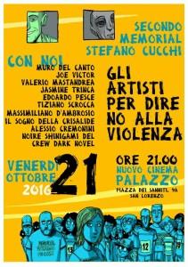 Secondo Memorial per Stefano Cucchi @ Nuovo Cinema Palazzo | Roma | Lazio | Italia