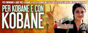 Per Kobane e con Kobane @ Nuovo Cinema Palazzo | Roma | Lazio | Italia