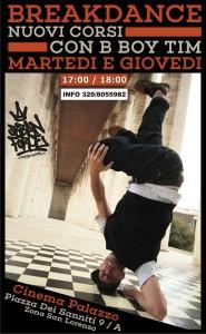 Corso di Breakdance @ Nuovo Cinema Palazzo | Roma | Lazio | Italia