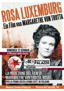 Rosa L. - in ricordo di Rosa Luxemburg