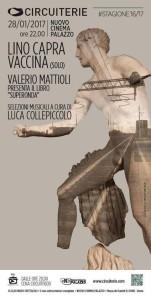 CIRCUITERIE Step #3: Lino Capra Vaccina