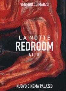 La Notte Redroom