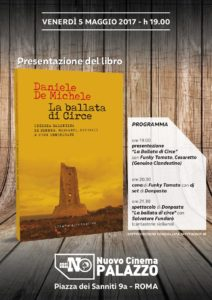 LA BALLATA DI CIRCE – di Daniele De Michele aka Don Pasta